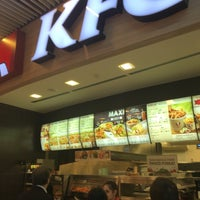 Photo taken at KFC by Tomasz on 3/22/2016