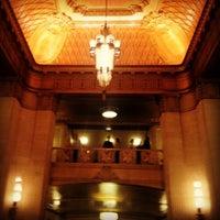 Снимок сделан в Civic Opera House пользователем Dave M. 5/4/2013