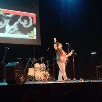 Photo taken at Teatro Novedades by Luckas S. on 5/17/2014
