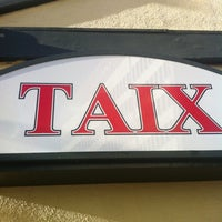 Photo taken at Taix French Restaurant by Amanda B. on 10/9/2012