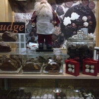 Photo taken at Rocky Mountain Chocolate Factory by sutah r. on 12/5/2012