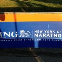 Photo taken at Central Park - NYC Marathon Long Training Run by Igor N. on 7/27/2013