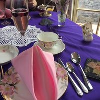 Photo taken at Tea On The Tiber by Sherry F. on 5/14/2017