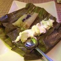 Photo taken at Lemongrass Thai Restaurant by Christine H. on 6/21/2014