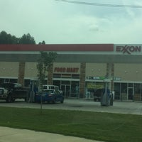 Photo taken at Exxon Food Mart by Anthony C. on 7/25/2017