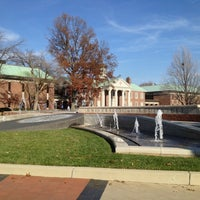 Photo taken at University of Louisville by Anthony C. on 11/22/2012