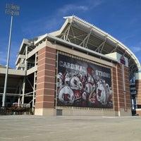 11/22/2012にAnthony C.がCardinal Stadiumで撮った写真