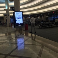 Photo taken at Gate 57 by Anthony C. on 9/11/2016