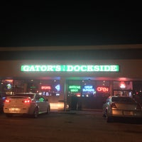 Photo taken at Gator's Dockside by Anthony C. on 8/9/2016