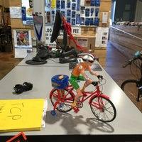 Photo taken at Peddler Bike Shop by Anthony C. on 12/2/2015