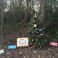 Photo taken at Shelby Farms Greenline by Anthony C. on 12/19/2015