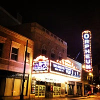 Photo taken at Orpheum Theater by Anthony C. on 7/29/2013