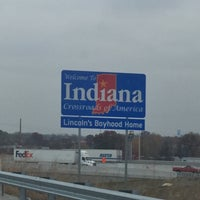 Photo taken at Indiana by Anthony C. on 11/25/2016