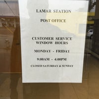 Photo taken at US Post Office by Anthony C. on 10/26/2015