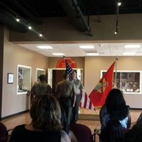 Photo taken at MCRD San Diego Museum by Miss B. on 4/11/2014