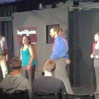 Photo taken at ImprovBoston by Zach W. on 9/22/2012