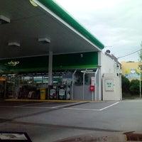 Photo taken at BP by Warwick G. on 4/13/2013