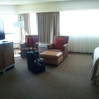 Photo taken at DoubleTree by Hilton Hotel Spokane City Center by Dallas B. on 9/30/2012