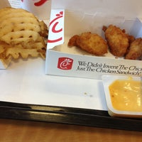 Photo taken at Chick-fil-A by Sonia P. on 5/13/2013