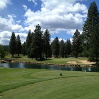 Photo taken at Bailey Creek Golf Course by Patrick B. on 5/24/2013