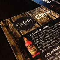 Foto tirada no(a) Cafofo Pub por Philipe A. em 5/5/2013