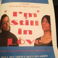 Photo taken at Rose Of Light Missionary Baptist Church by Theresa D. on 4/5/2014