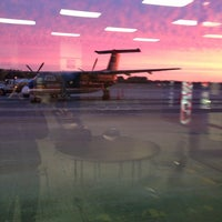 Photo taken at Salisbury-Ocean City: Wicomico Regional Airport (SBY) by BA A. on 2/22/2013