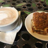 Photo taken at Olga's Cup + Saucer by Rufus Q. on 8/8/2017
