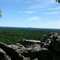 Photo taken at Crowders Mountain State Park by Jennifer R. on 5/24/2014