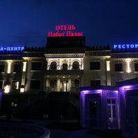 Photo taken at Nabat hotel by Alexander G. on 5/2/2017