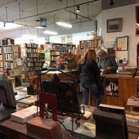 Photo taken at Book Stop Used Books by Ted B. on 2/11/2018
