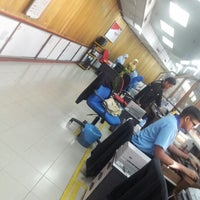 Photo taken at General Post Office (Pejabat Pos Besar) by Desmond M. on 5/8/2014