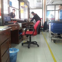 Photo taken at General Post Office (Pejabat Pos Besar) by Desmond M. on 2/6/2014