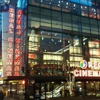 Photo taken at Regal Cinemas Meridian 16 by Kennedy S. on 3/25/2013