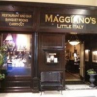 Photo taken at Maggiano's Little Italy by Kennedy S. on 10/24/2013