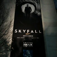 12/4/2012にKennedy S.がBoeing IMAX Theaterで撮った写真
