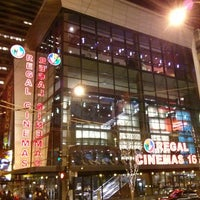 Photo taken at Regal Cinemas Meridian 16 by Kennedy S. on 11/11/2013