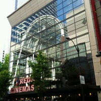 Photo taken at Regal Cinemas Meridian 16 by Kennedy S. on 5/22/2013