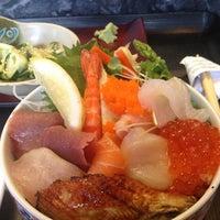 Photo taken at Tatsuki Sushi by Jennifer H. on 8/26/2013