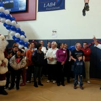 Photo taken at Variety Boys & Girls Club by Elmira M. on 12/14/2013