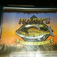 Photo taken at Humpy's Great Alaskan Alehouse by Matt W. on 10/10/2013