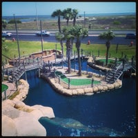 Photo taken at Treasure Island Golf & Games by Clinton T. on 5/4/2014