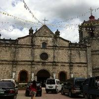 Photo taken at Sto. Thomas de Villanueva Parish (Danao City Church) by Czarina Trixia G. on 9/11/2016
