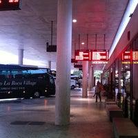 Photo taken at Lloret de Mar Bus Station by Саня on 6/8/2013