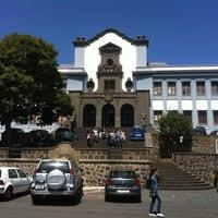 Photo taken at Universidad de La Laguna. Campus Central by Antonio R. on 4/26/2013