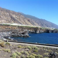 Photo taken at Playa de Charco Verde by Antonio R. on 8/17/2014