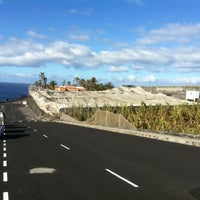 Photo taken at Playa de Charco Verde by Antonio R. on 1/29/2014