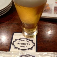 Photo taken at 東レ社員クラブ by NOZOMI M. on 4/25/2013