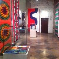 Photo taken at Dekoratīvās mākslas un dizaina muzejs | Museum of Decorative Arts and Design by Samanta M. on 12/16/2012