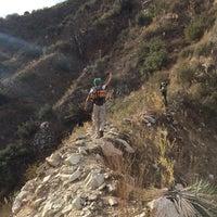 Photo taken at Big Tujunga Canyon by Laarnee on 11/22/2014